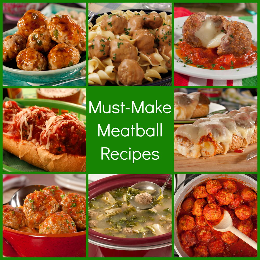 44 must make meatball recipes mrfood forumfinder Gallery