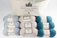 The Premier Downton Abbey Yarn Collection