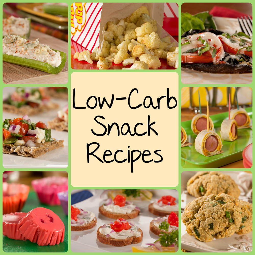 10 best low-carb snack recipes | everydaydiabeticrecipes