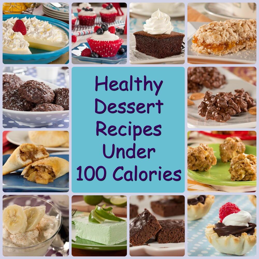 Healthy Dessert Recipes under 100 Calories   EverydayDiabeticRecipes.com