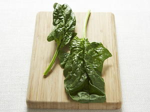 Lemon, Mint and Spinach Salad