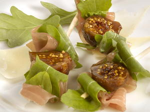 Figs with Prosciutto