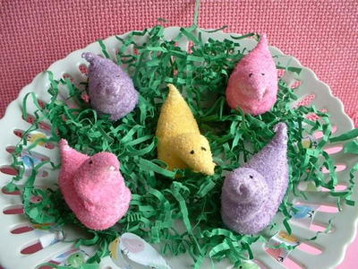 Homemade Peeps Recipe