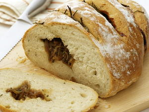 Onion and Herb Bread