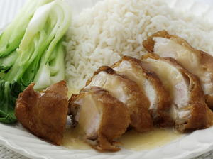Chinese-style Lemon Chicken