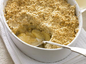 Apple-Ginger Crisp