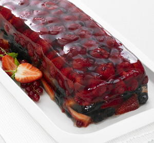 Summer Berry Terrine