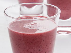 Raspberry-Banana Smoothie