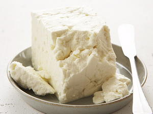 Greek Cheese in Olive Oil and Herbs
