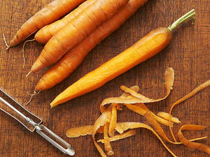 Fennel, Carrot, and Apple Slaw
