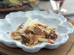 Falstaff's Fig and Prosciutto Penne