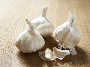 Roasted Garlic Oil and Roasted Garlic
