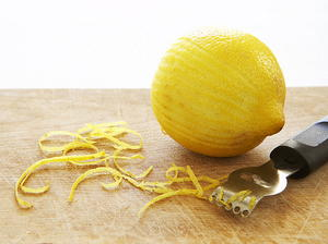 How to Make Your Own Candied Lemon Peel