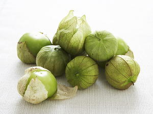 Fresh Green Tomatillo Sauce