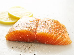 Gravlax with Mustard-Dill Sauce and Marinated Cucumber