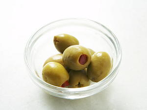 Baked Pastry-Wrapped Olives