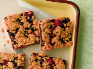 Berrie Oat Wondie Bars