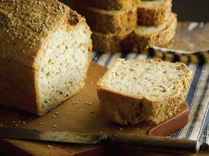 Soft Millet Sandwich Bread