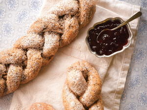 Swedish Braided Bread