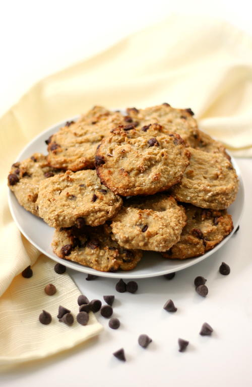 Quinoa Chocolate Chip Cookies | FaveGlutenFreeRecipes.com