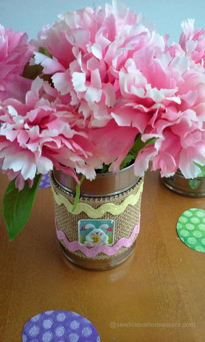Easter Tin Can Crafts