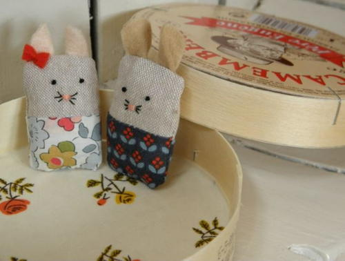 Teeny Mouse DIY Craft