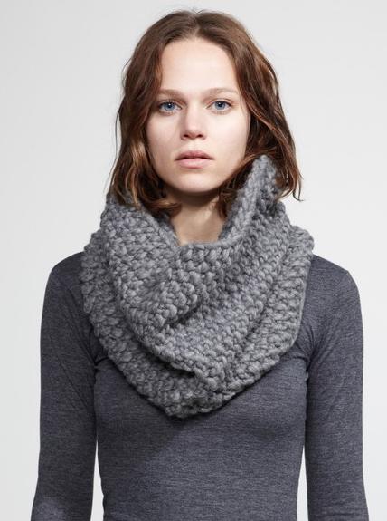 Knitting Patterns Wool And The Gang : Snood Dogg AllFreeKnitting.com