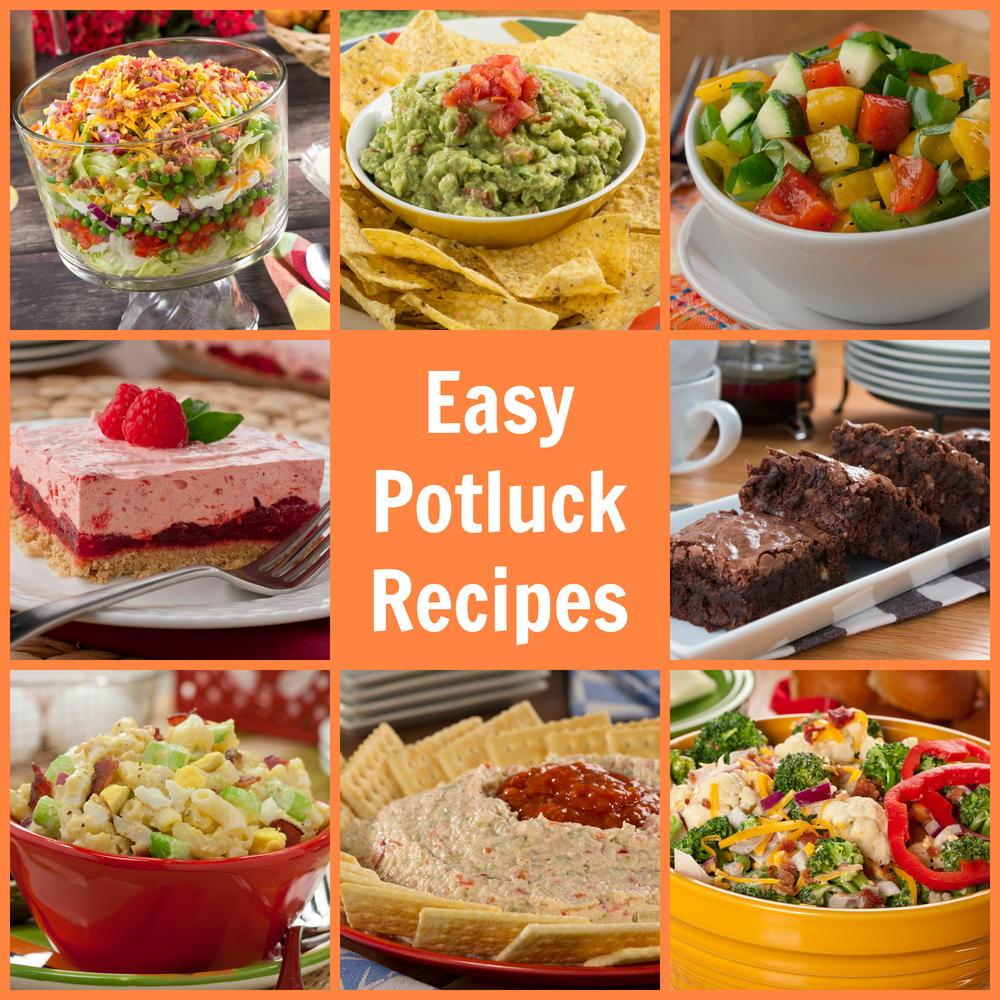Good Potluck Dinner Party Ideas Part - 3: Mr. Food