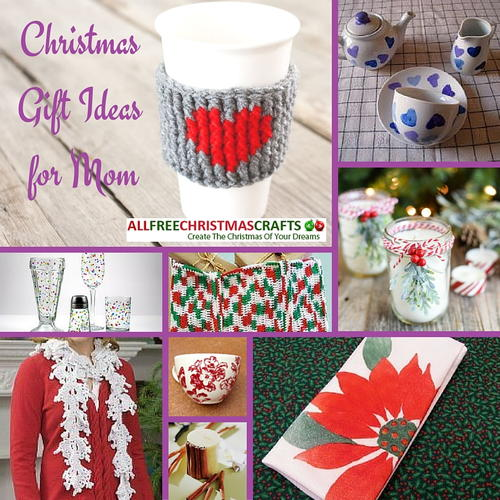 25 Christmas Gifts for Mom