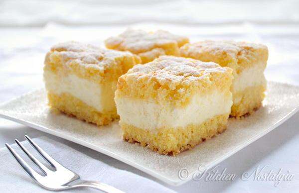 Рецепт приготовления пирог из творога