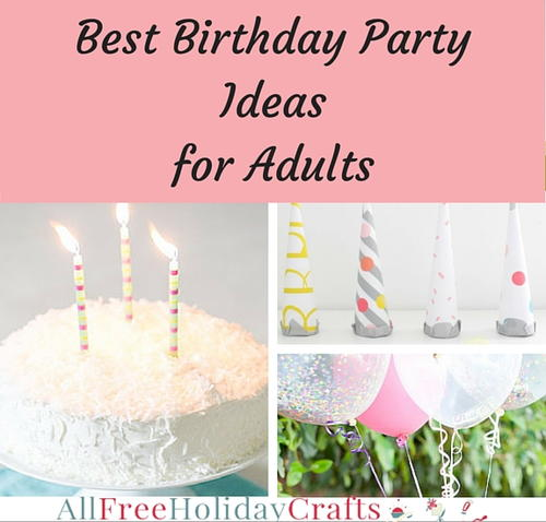 Decorating Ideas > Best Birthday Party Ideas For Adults  ~ 174729_Birthday Party Ideas Adults
