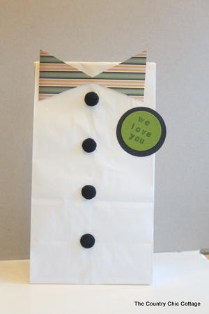 Business Casual Gift Bag
