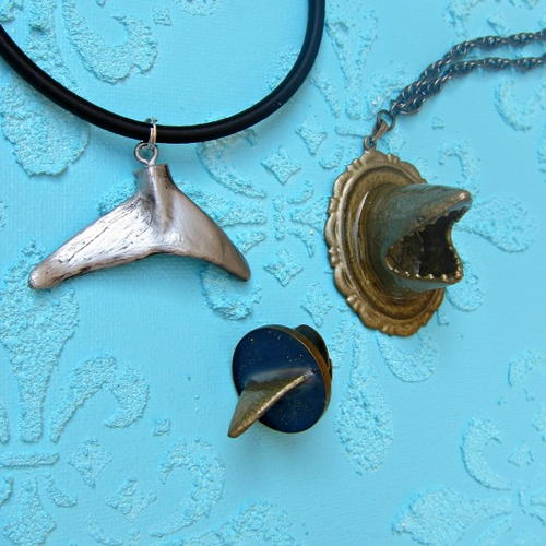 Jaws-Dropping DIY Necklace