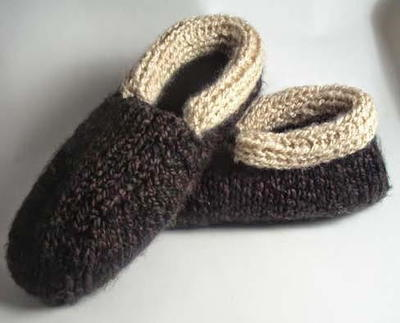 Cozy Cabin Slippers