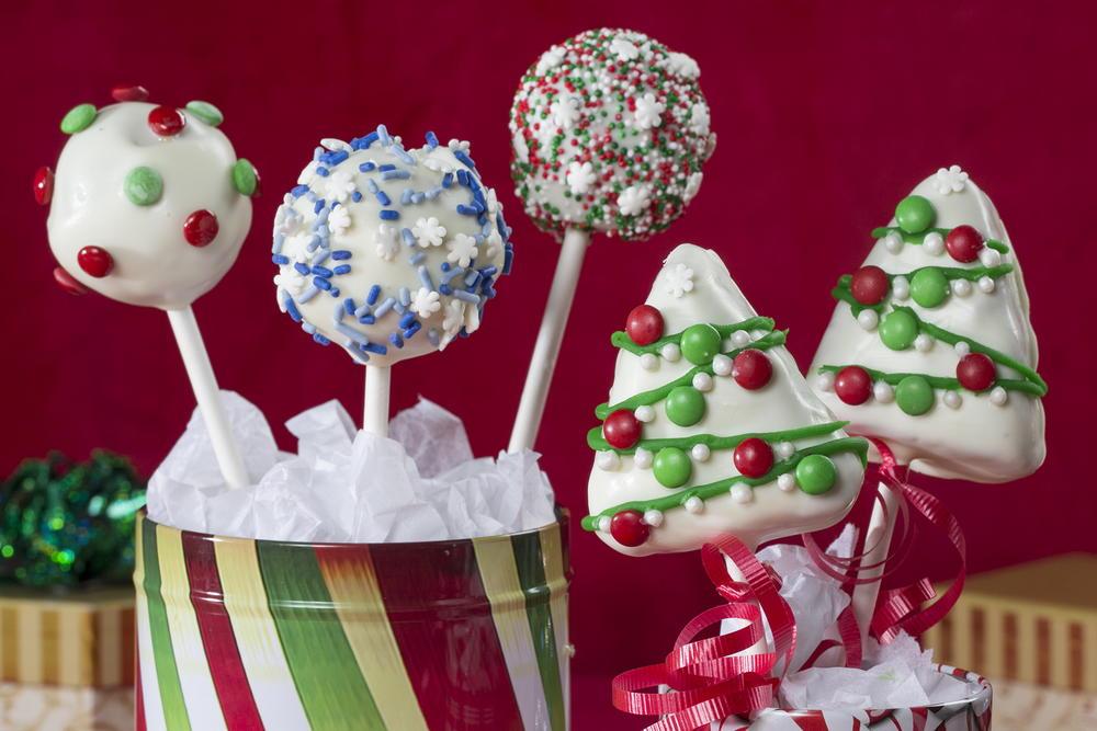 christmas cake pops mrfoodcom