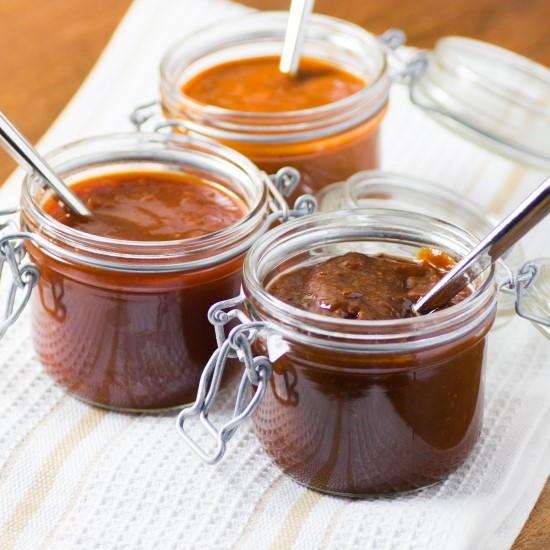 Smoky, Sweet, Spicy BBQ Sauces | FaveHealthyRecipes.com