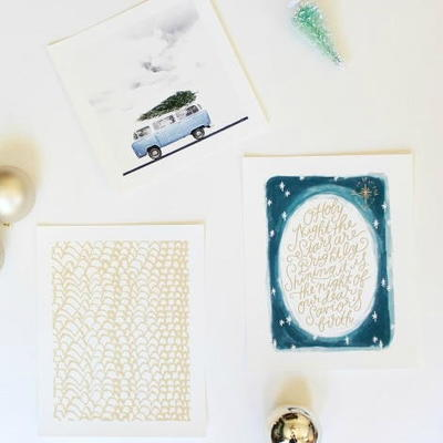 Traditional Vintage Christmas Crafts