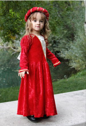 Enchanting DIY Princess Costume