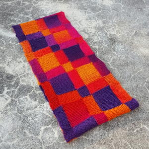 Patchwork Cowl