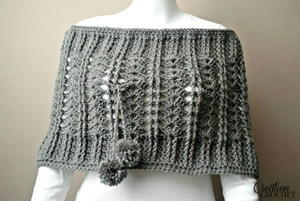 Convertible Cathedral Cowl