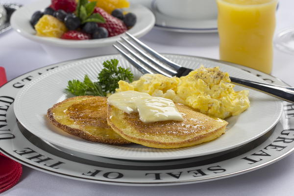 George Washingtons Corn Cakes