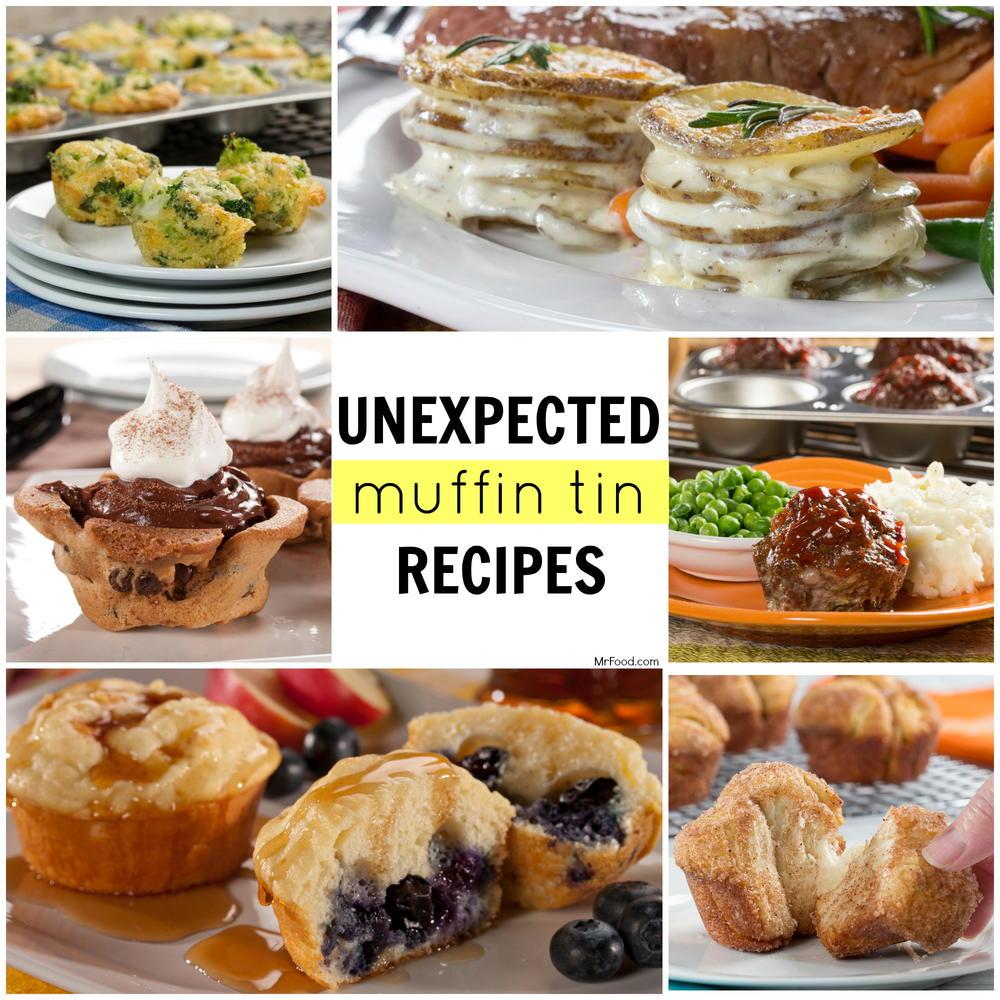 Irresistible Muffin-Pan Recipes