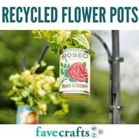 Recycled Flower Pots: 29 Water Bottle Planters and More DIY Planter Pots