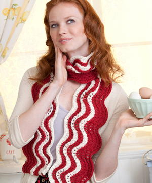 Makin' Bacon Scarf