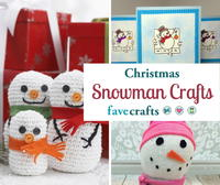 50 Snowman Christmas Crafts