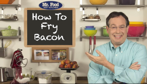 How To Fry Bacon