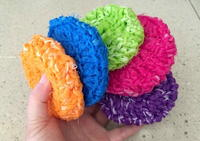 Pot Scrubby Crochet Pattern