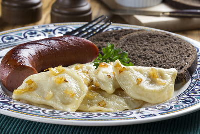 Old-Fashioned Pierogies