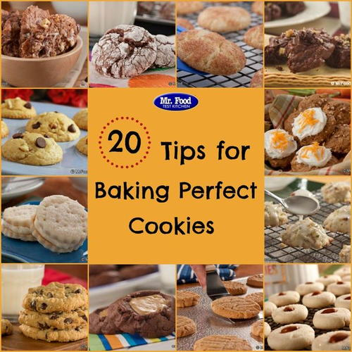Tips for Baking the Perfect Cookies for the Holidays