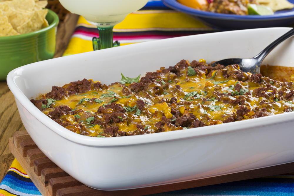 Enchilada Casserole Mrfood